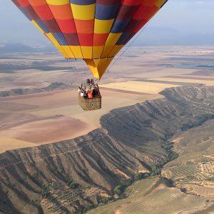 Tour en montgolfière - 180