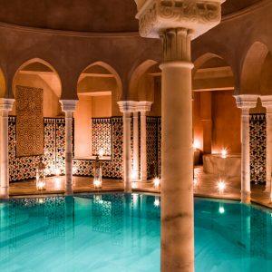 bains hammam Malaga