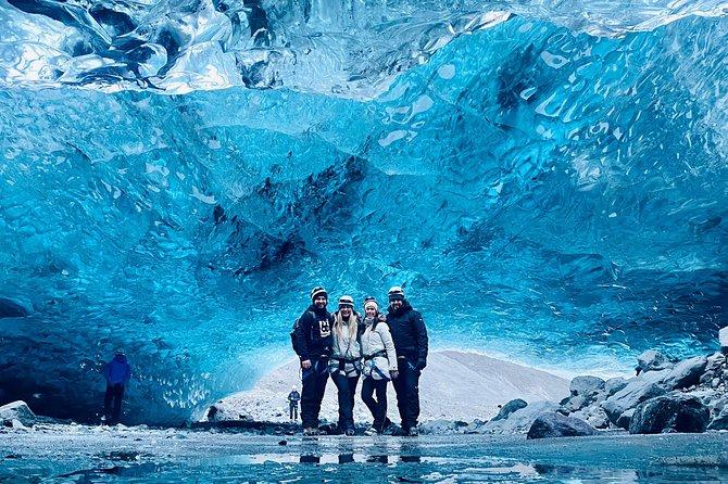Une participation pour une excursion du glacier Vatnajökull - 100
