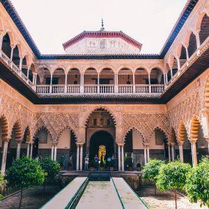 Palais de l'Alcazar Séville