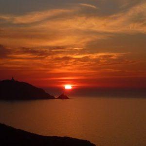 Une croisière au coucher de soleil de Calvi