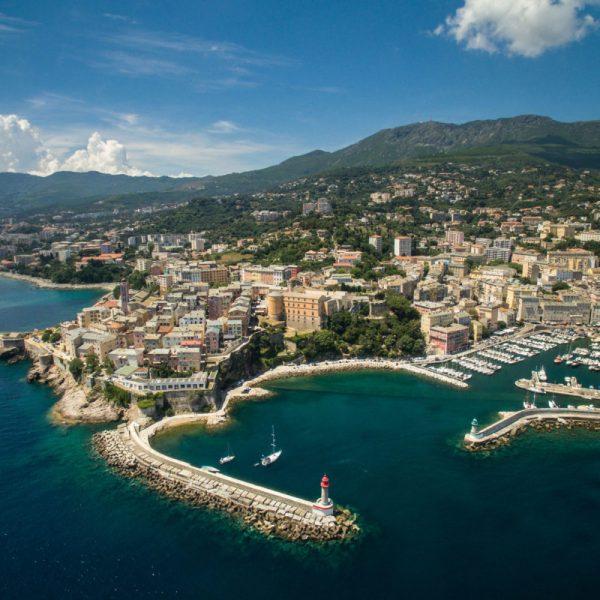 Une visite guidée privée de Bastia