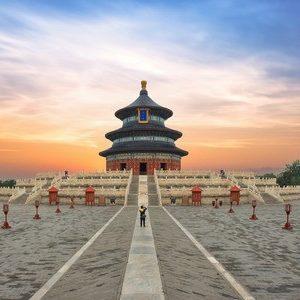 Visite du temple du ciel et du palais d'été