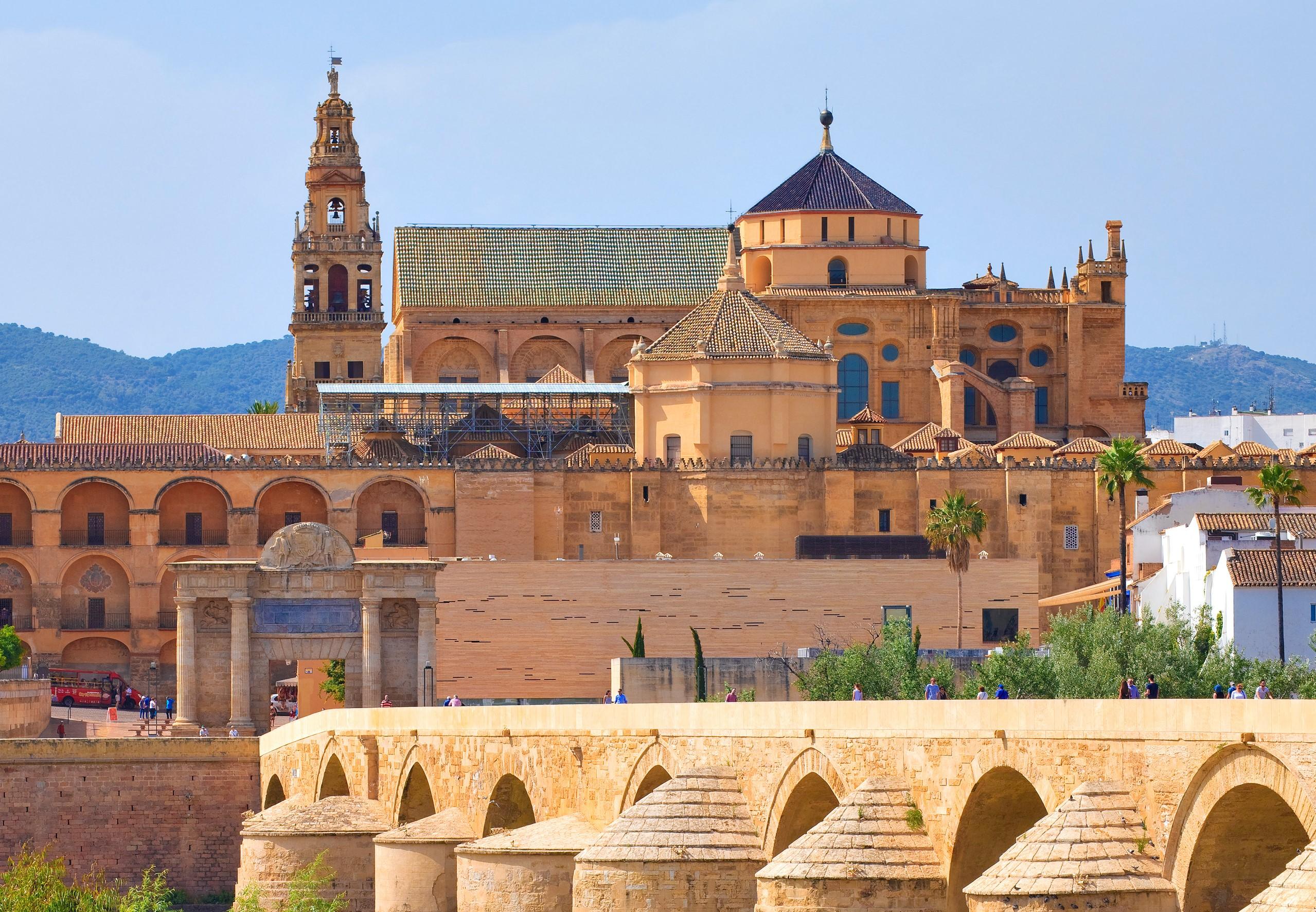 Cordoue mosquée cathédrale