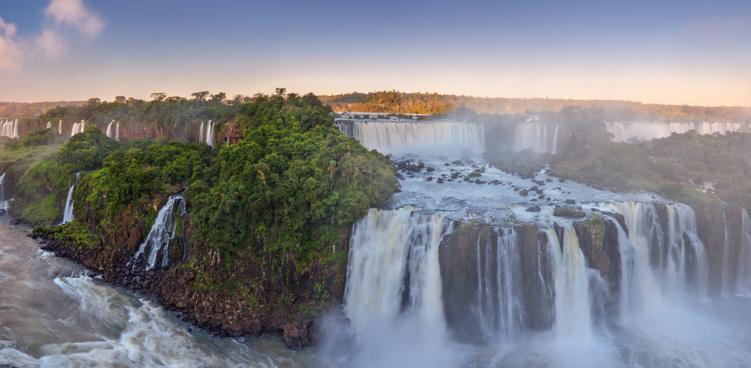chutes argentine