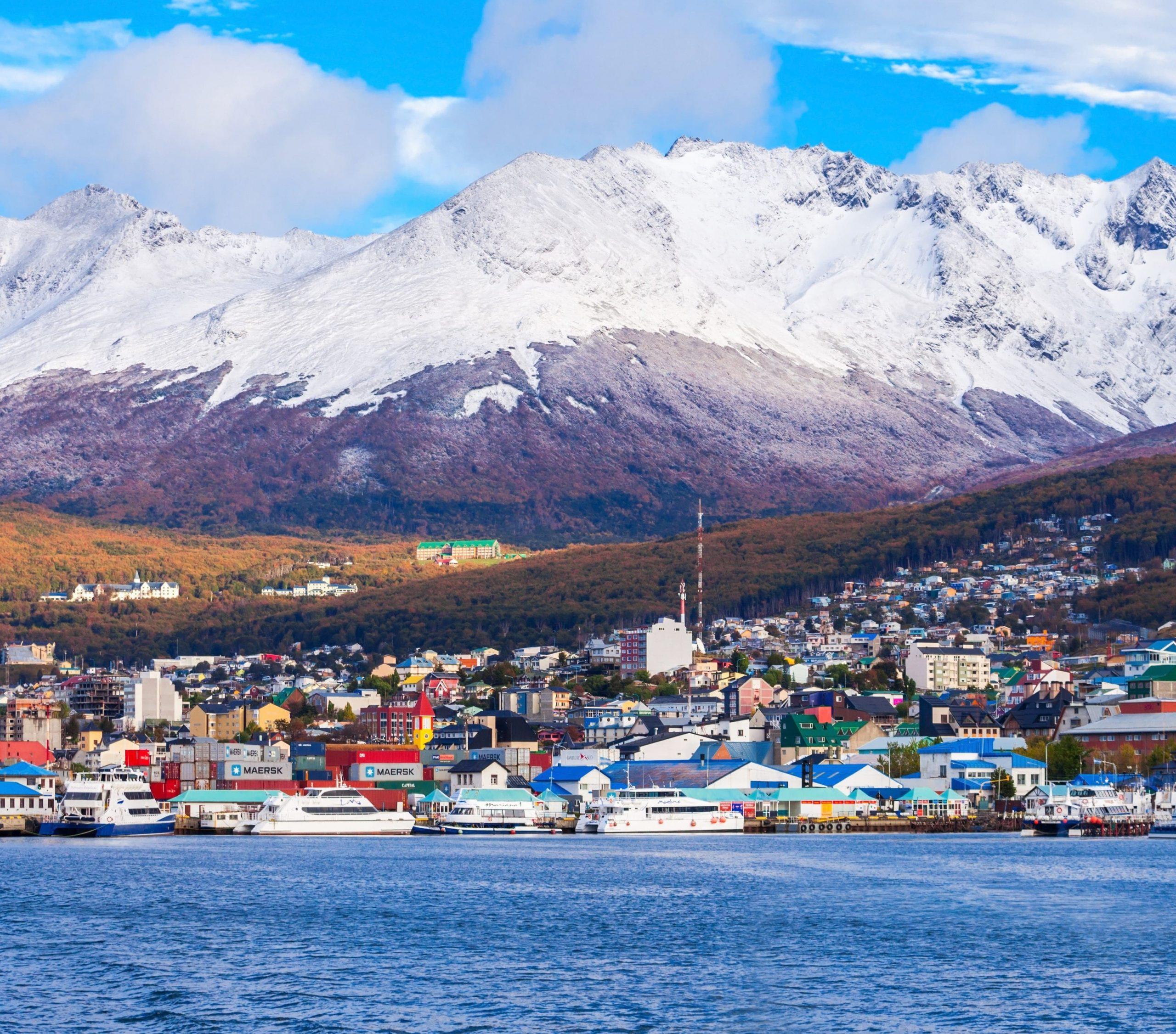 Ushuaïa argentine