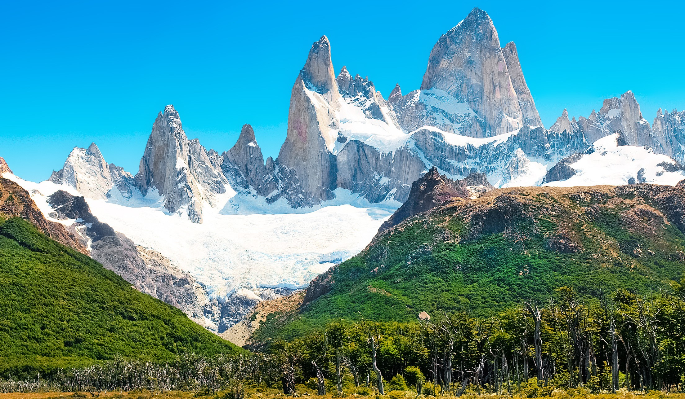 montagnes argentine