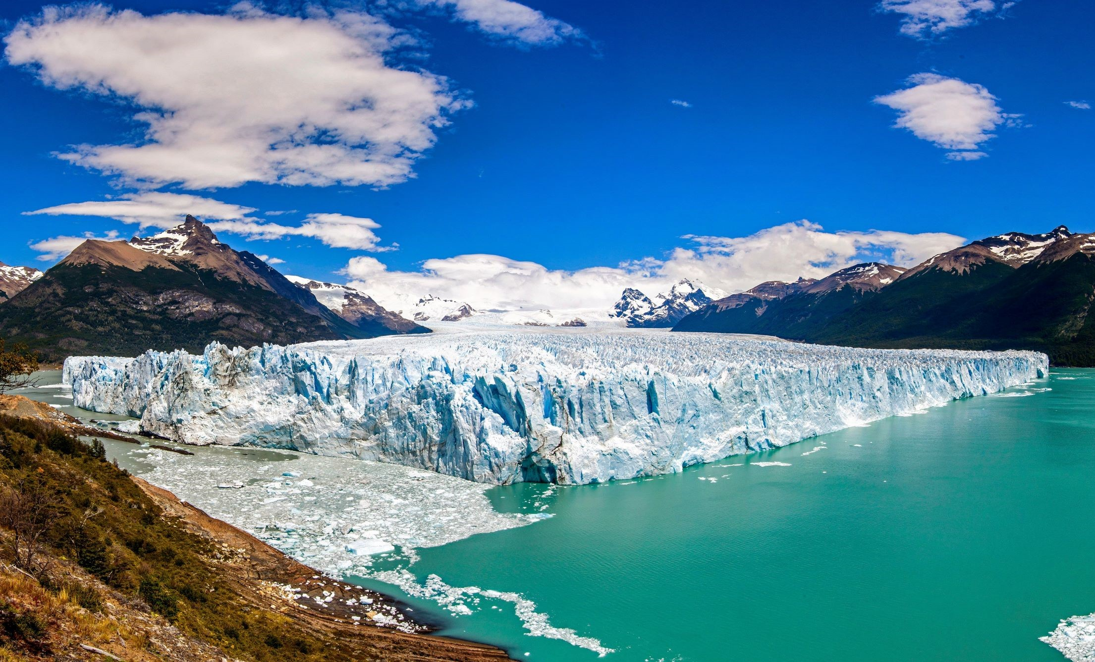 parc national des glaciers Argentine