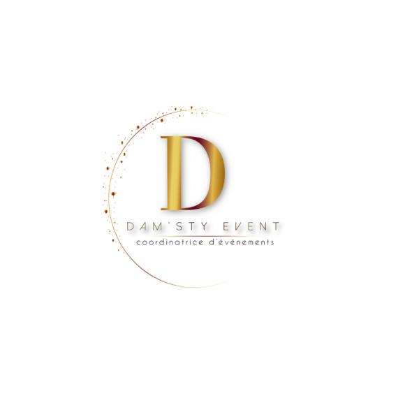 logo damsty event