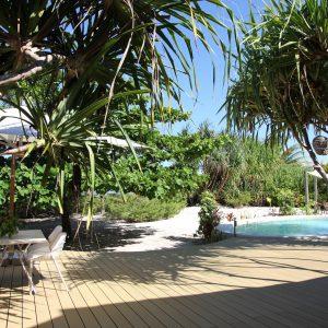 Une participation à la villa privée de l'hôtel White Sand à Zanzibar