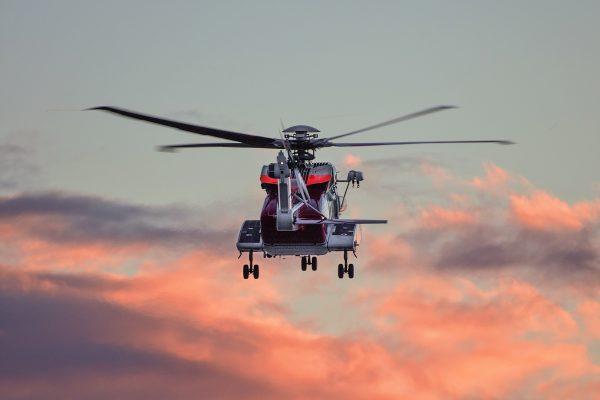 Vol en hélicoptère à Cannes