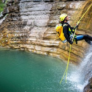 canyoning en corse