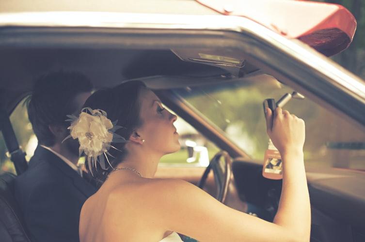 retouche maquillage mariage