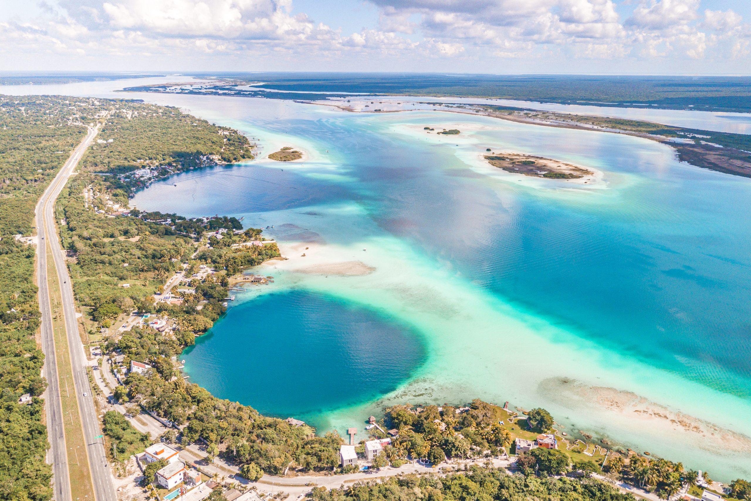 lagunes mexique