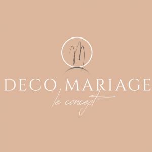 Logo DecoMariage Le Concept