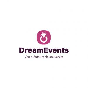 Logo agence dreamevents