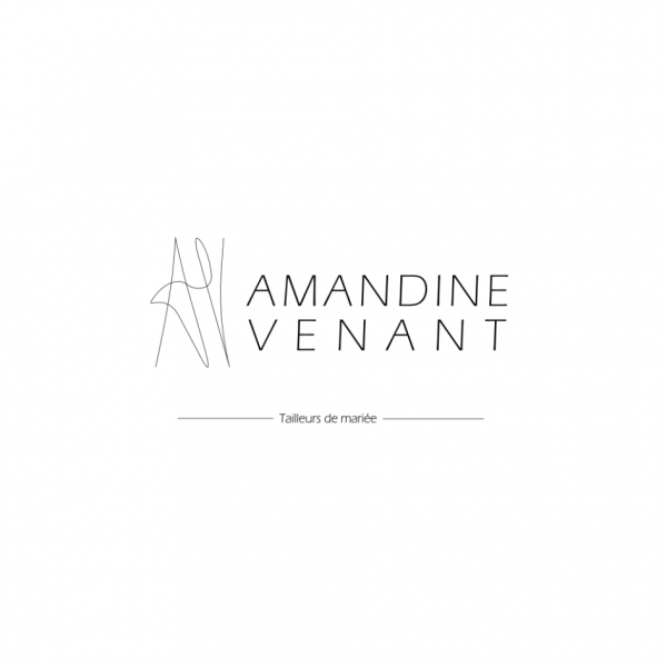 Logo amandine venant