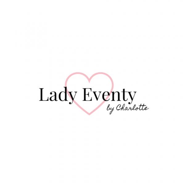 Logo lady eventy