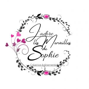 Logo J'adore les Merveilles de Sophie