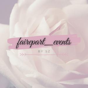 Logo fairepart_events
