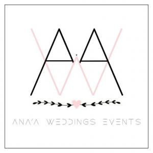 Logo Ana'A Weddings Events