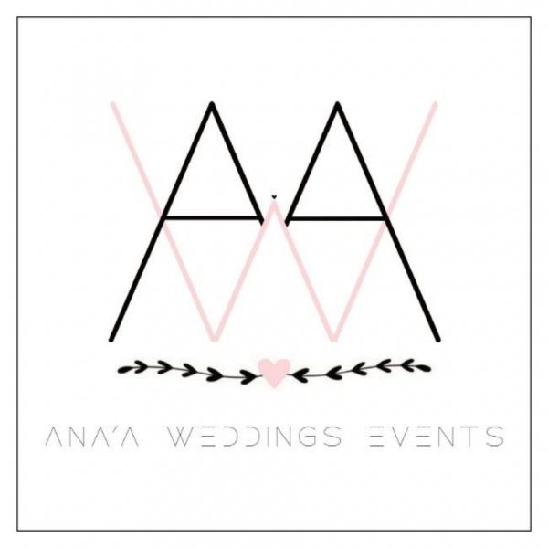 Logo Ana'A Weddings Events