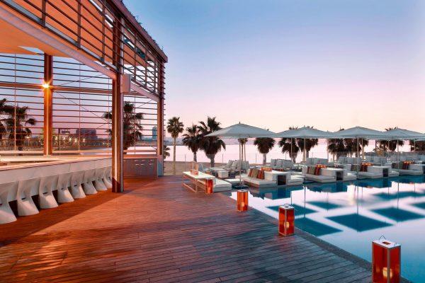 piscine w hotel