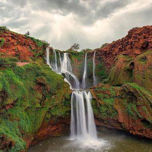 Excursion d'une journée aux cascades d'Ouzoud