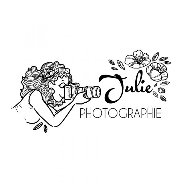 Logo julie photographie