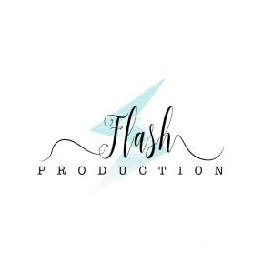 Logo flash production