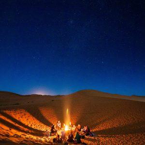 Une excursion dans le désert du Sahara
