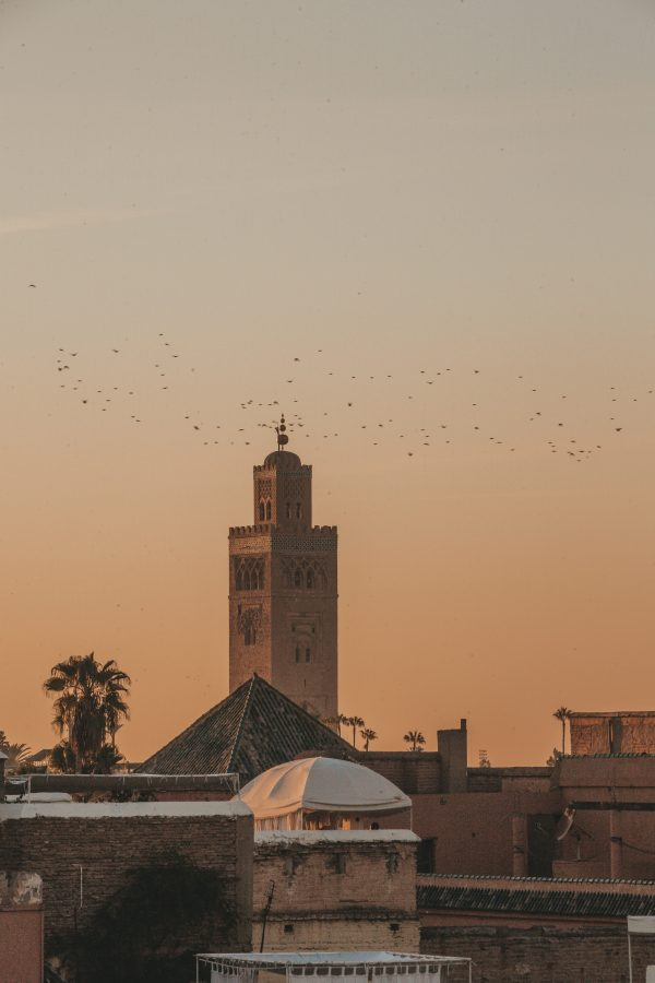 Une visite guidée de Marrakech