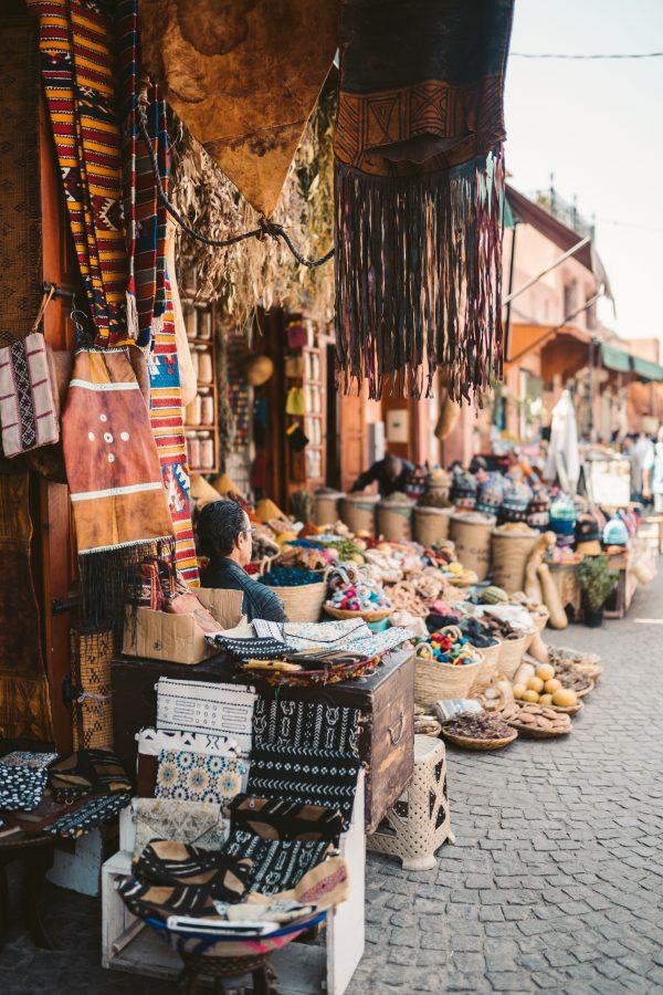 Une visite privée de la vieille ville de Marrakech