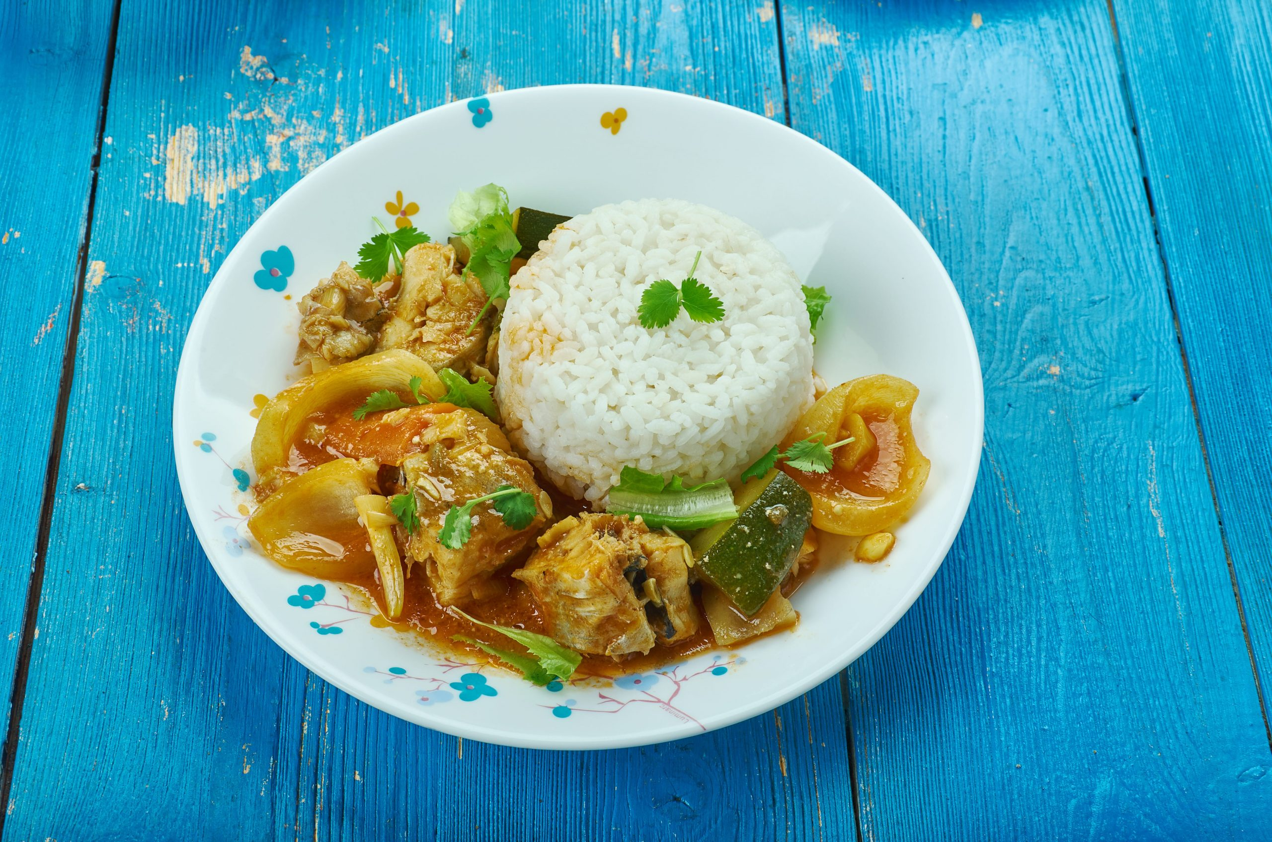repas traditionnel seychellois