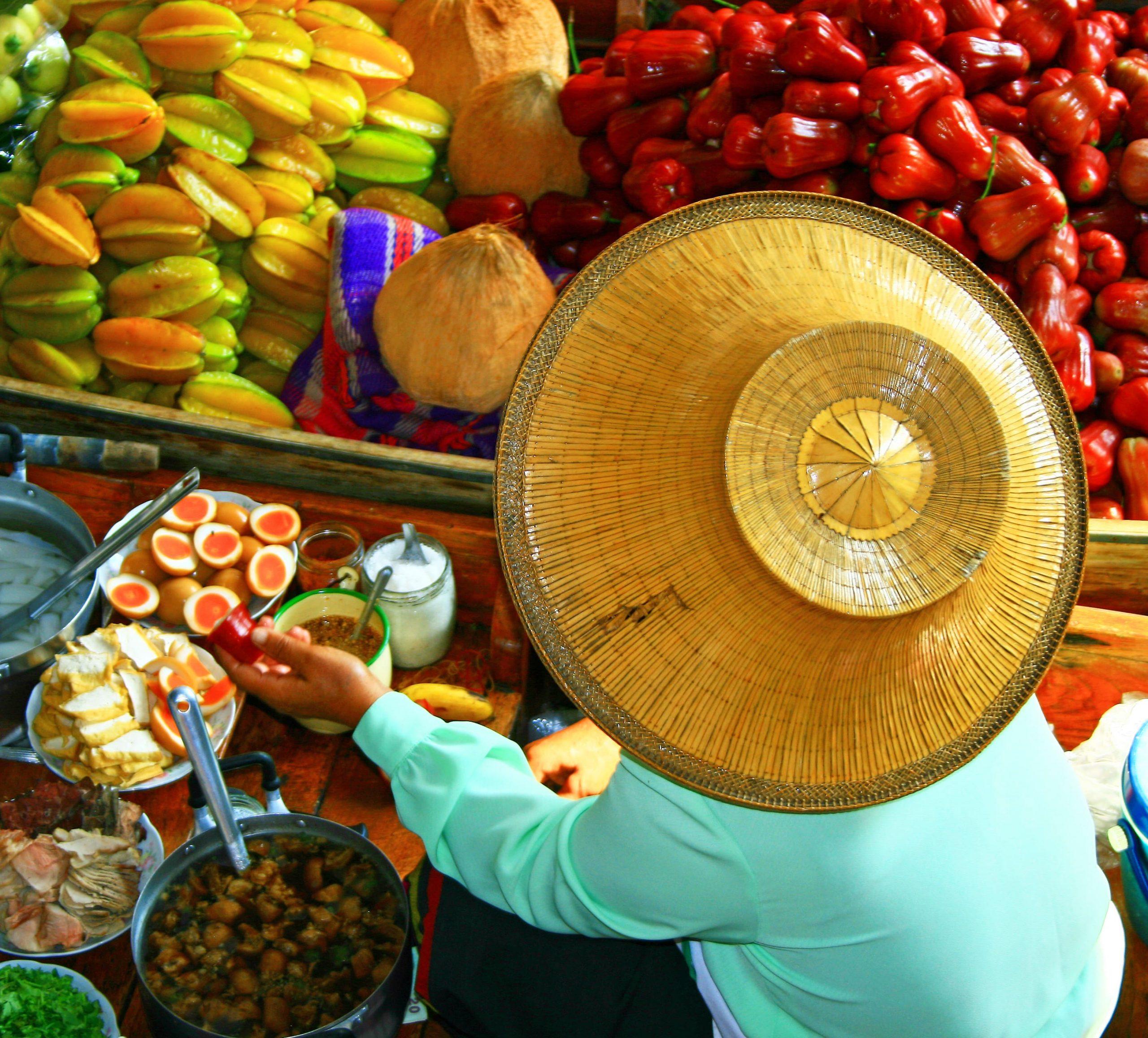 gastronomie Thaïlande