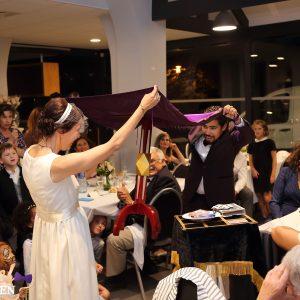 magiciens noces de prestige mariage
