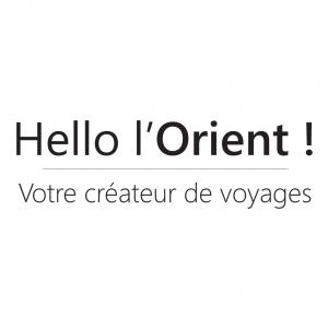 Logo hello l'orient