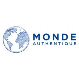 Logo monde authentique