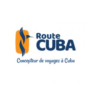 Logo route de cuba