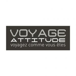 Logo voyage attitude