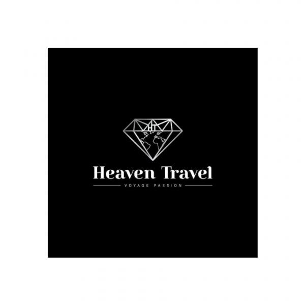 Logo heaven travel