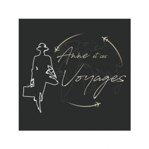 Logo Anne et ses voyages