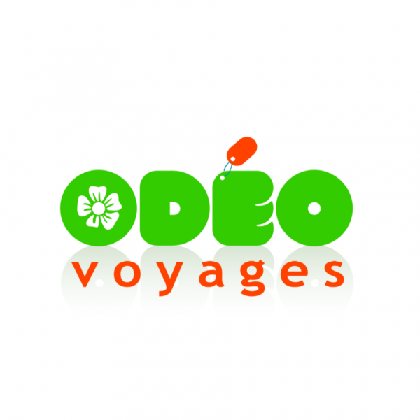 Logo odéo voyages