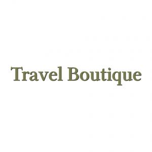 Logo travel boutique