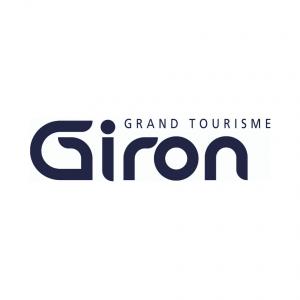 Logo grand tourisme giron