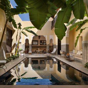 piscine villa des orangers