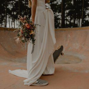 mariage skate