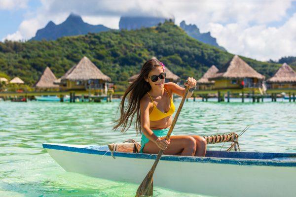 Polynésie française voyage de noces