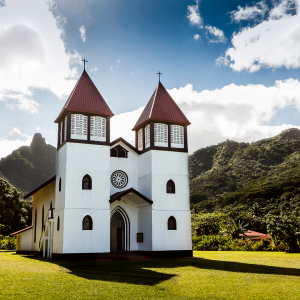 église Polynésienne