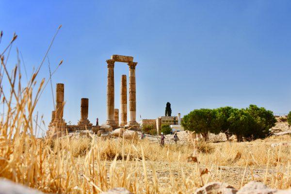 Une excursion d'une demi journée sur le site de Jerash